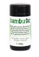Bambu Salz Bamboezout zeer grof 9x gebrand 100 Gram