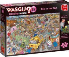 Jumbo legpuzzel Wasgij Alles op een hoop! 68 x 49 cm 1000 stukjes