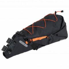 Ortlieb - Seat-Pack 16.5 - Fietstas maat 16,5 l, purper/zwart/rood/blauw/blauw/blauw/olijfgroen/zwart/zwart/grijs