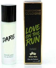 Transparante Eye Of Love EOL Love on the run