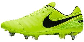 Afbeelding van Gele Voetbalschoenen Nike Tiempo Legend VI SG-Pro