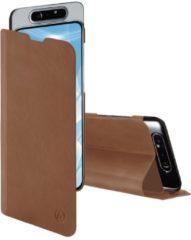Hama telefoonhoesje Booklet guard Pro Galaxy A90 bruin