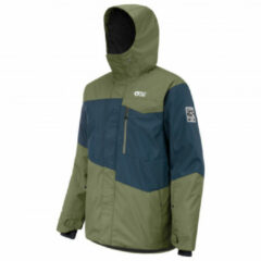 Blauwe Picture Organic Clothing Picture - Styler Wintersportjas - Heren - Blue/Green - S