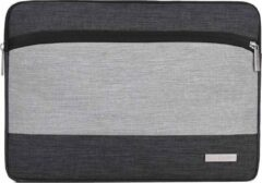 Somstyle Laptophoes 15.6 Inch - Laptop Sleeve - Zwart/Grijs