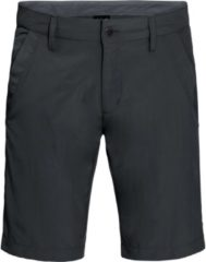 Jack Wolfskin Desert Valley Shorts Outdoorbroek Heren - Phantom - Maat 36