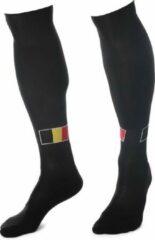 Zwarte Holland Belgie Keeperssokken Thuis 2018-2020 -34-38 S