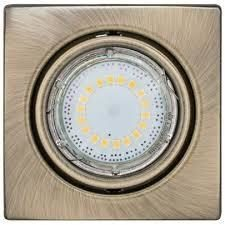 Plafondspots - Warm wit - GU10 fitting - EGB