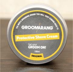 Groomarang Protective Scheercrème 100ml