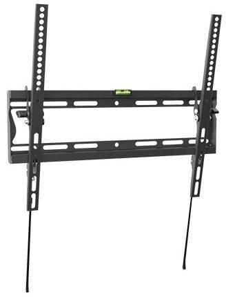 Afbeelding van Zwarte Cavus WMT002 TV Muurbeugel - Tilt ophangbeugel kantelbaar voor 32 - 55 Inch max 55kg - Universele VESA TV muursteun