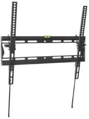 Zwarte Cavus WMT002 TV Muurbeugel - Tilt ophangbeugel kantelbaar voor 32 - 55 Inch max 55kg - Universele VESA TV muursteun