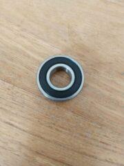 Zwarte NSK LAGER Nachi 6200 NSE Inwendige diam.: 10 mm Uitwendige diam.: 30 mm Breedte: 9 mm