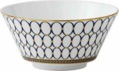 Blauwe WEDGWOOD - Renaissance Gold - Dessertschaaltje 15cm