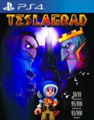505 Games Teslagrad PS4