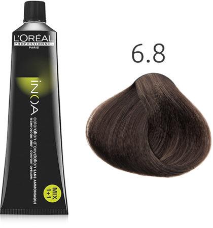 Afbeelding van L'Oreal Professionnel Haarkleur Zonder Ammoniak Inoa L'Oreal Expert Professionnel (60 g)