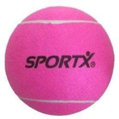 Jumbo tennisbal roze sportX - Buitenspeelgoed - Speelgoed voor kinderen