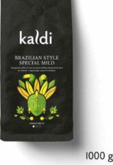 Kaldi Koffiebonen Brazilian Special Mild - 1000 gram