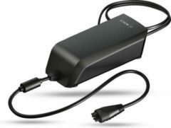 Zwarte Bosch Compact Acculader - Elektrische fietsoplader - E-bike - 2 Ampere - incl netsnoer