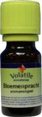 Zwarte Yogi & Yogini Volatile Bloemenpracht - 10 ml - Etherische Olie