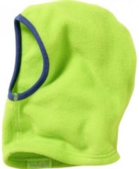 Playshoes - Kid's Fleece-Schlupfmütze - Muts maat One Size, groen