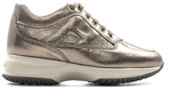 HOGAN Sneakers Trendy donna oro