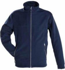 Kjelvik softshell jas - model Odense - kleur marineblauw - maat M