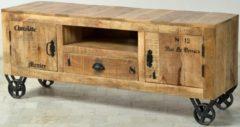 SIT Lowboard »Rustic«, im factory design, Breite 140 cm