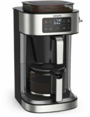 Roestvrijstalen Krups Aroma Partner KM760D - Filter-koffiezetapparaat