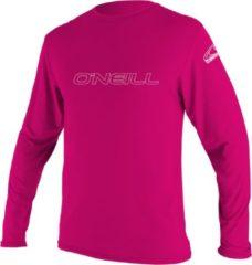 O'Neill - UV-werend shirt voor jongens en meisjes slim fit - roze
