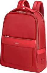 Rode Samsonite Laptoprugzak - Zalia 2.0 Backpack 14.1 inch Classic Red