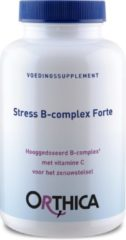 Orthica Stress B Complex Forte Multivitaminen - 90 Tabletten