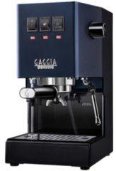 Blauwe Gaggia Classic Pro Design Classic Blue