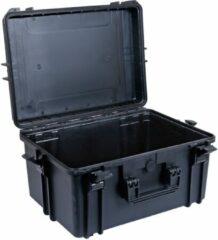 Innox Met deze koffer komen je spullen veilig op locatie aan. Hij is gemaakt van een ijzersterk soort kunststof. Ook is de koffer IP67 waterbestendig. De binnenafmetingen zijn 500 x 350 x 280 mm.
