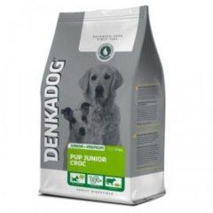 Denkadog Pup Junior Croc Rund&Kip - Hondenvoer - 12.5 kg - Hondenvoer