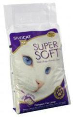 Sivocat Kattenbakvulling Super Soft Babypoeder 7 liter