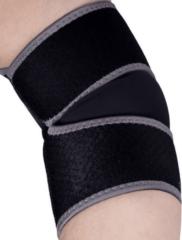Grijze Bio Feedbac Bio Feedbac Elbow Support Bandage Elleboog bandage - Verstelbare band