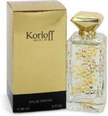 Korloff Gold Eau De Parfum Spray 90 ml For Women