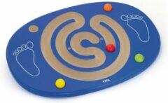 Vigatoys Viga Toys Balansbord Trace & Balance Blauw