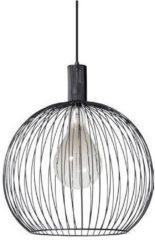 Expo Trading ETH wire - Hanglamp - 1 lichts - Ø 500 mm - Zwart