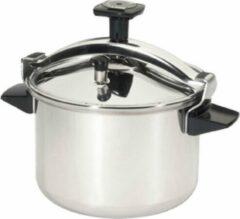 Grijze SEB Snelkookpan - l' Authentique - 6-liter