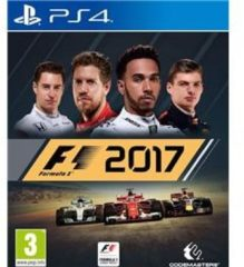 Codemasters F1 2017 - Standard Edition - PS4