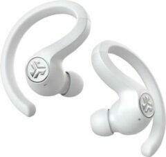 JLab Audio Jbuds Air Sport Draadloze Bluetooth Oordopjes met oplaadcase - True Wireless - Wit