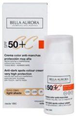 Bella Aurora - Anti Donkere Vlekken Crème Cc Cream Bella Aurora Lichte huidskleur - Vrouwen - 30 ml