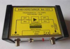 Wittenberg DAB+ Verstärker für Frequenzbereich: 175-230MHz