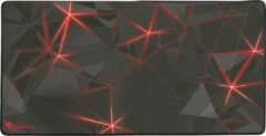 Rode Genesis Gaming Muismat - Carbon 500 Maxi flash - 900x450mm