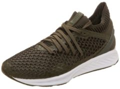 Ignite NETFIT Laufschuh Herren Puma forest night / castor gray