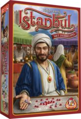 White Goblin Games Istanbul dobbelspel dobbelspel
