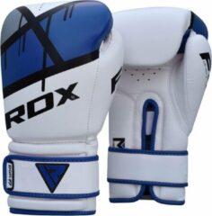 RDX Sports RDX Bokshandschoenen BGR-F7 - Rood 8oz - Leer