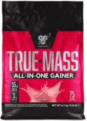 BSN Nutrition BSN True Mass All-In-One Gainer Strawberry 4200g