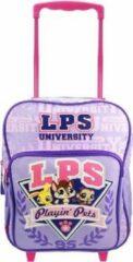 Littlest Pet Shop - Rugzak - Trolley - Kinderen - Lila