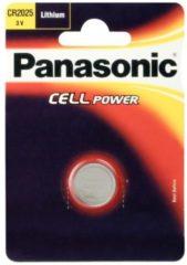 Panasonic Batterie Knopfzellen CR2025L/1BP Panasonic Silber